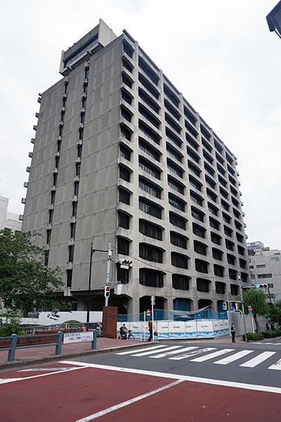 電通築地ビル